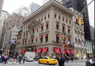 New York City's Cartier Building