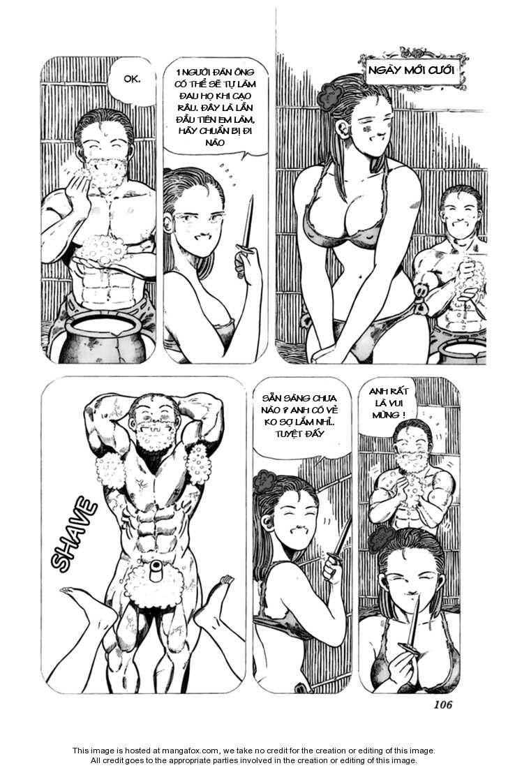 Chúa rừng Ta-chan chapter 14 trang 2