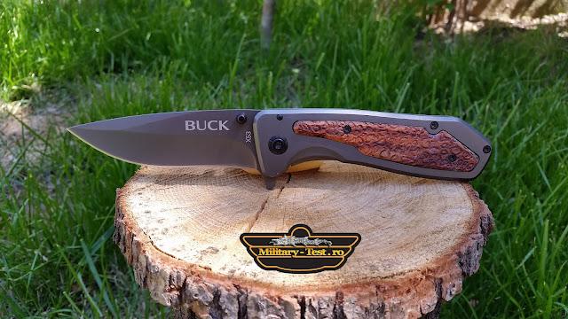 Briceag Buck X53 cutit camping outdoor edc