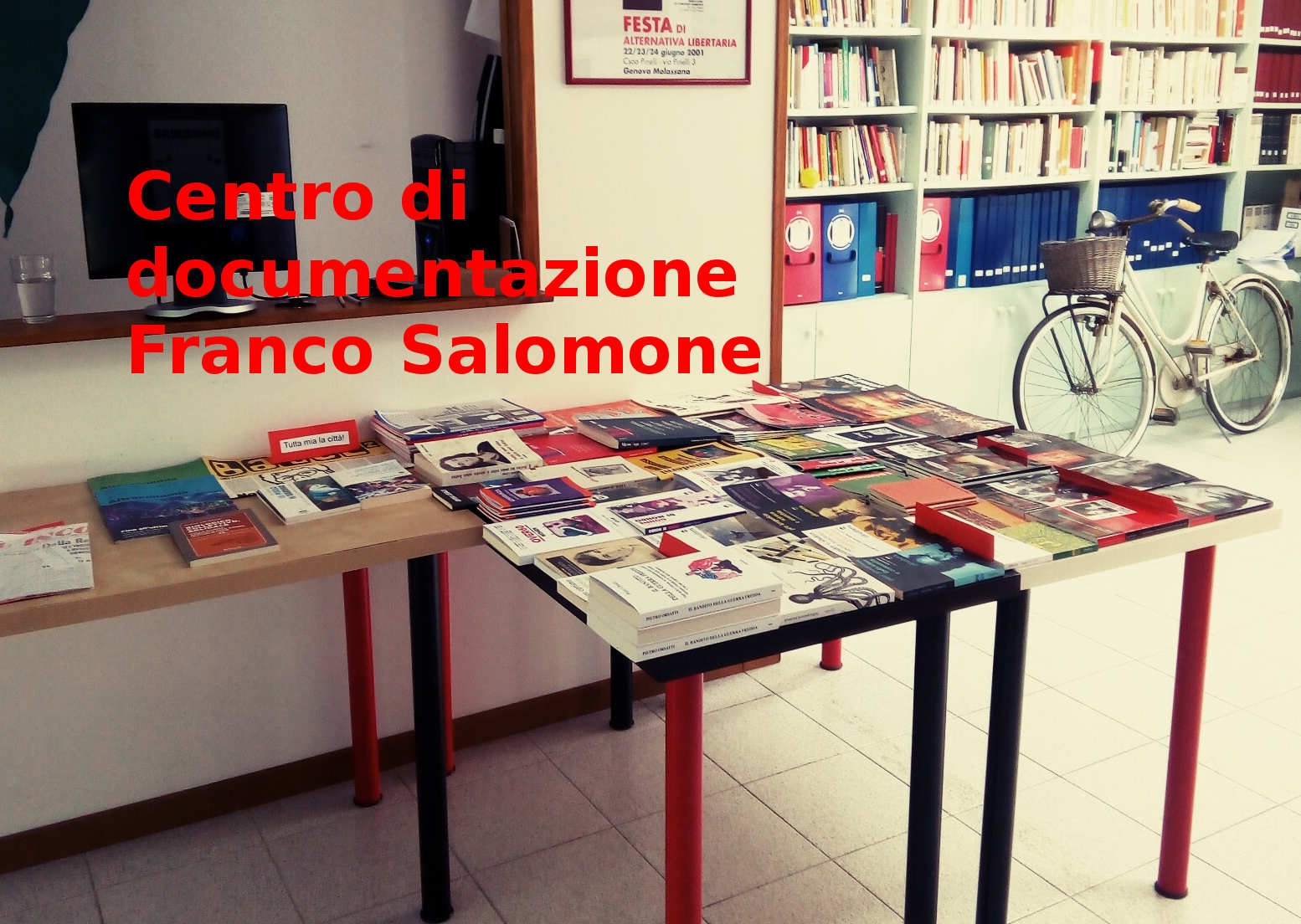 Centro di Documentazione Franco Salomone