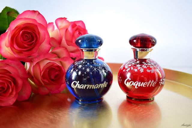 Zapachy Faberlic: Coquette i Charmante