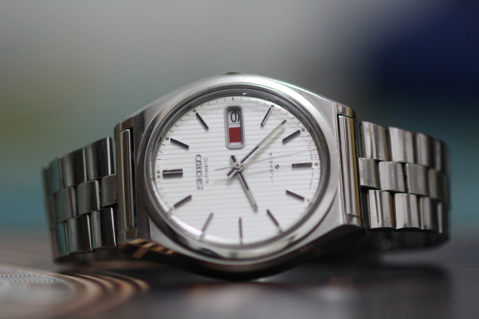 sale $ koleksi jam: Vintage Seiko 6309-8000 Automatic