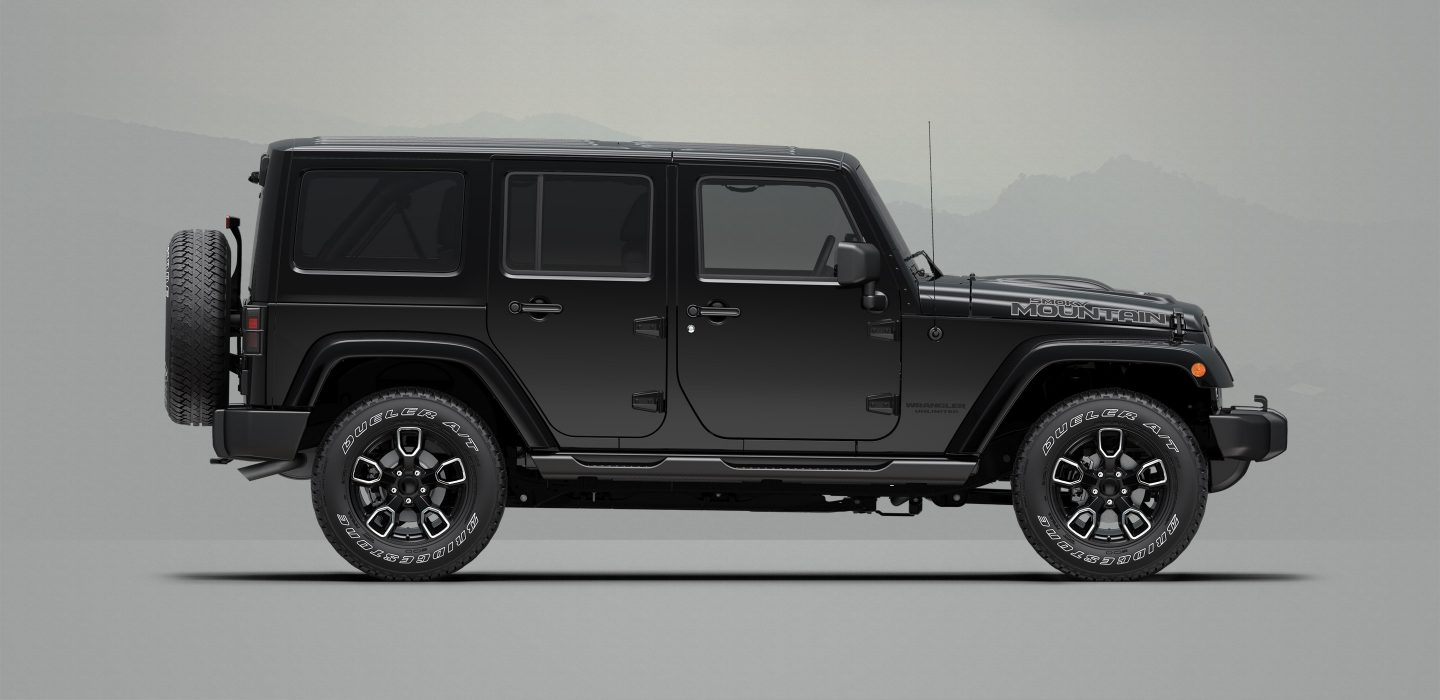 Jeep Wrangler Gets A Couple More Special Editions Before
