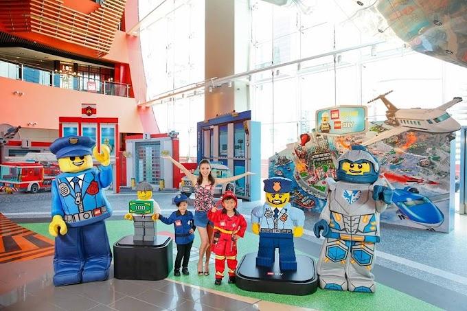 【積木迷開心】九龍灣Mega Box LEGO冒險大型展覽