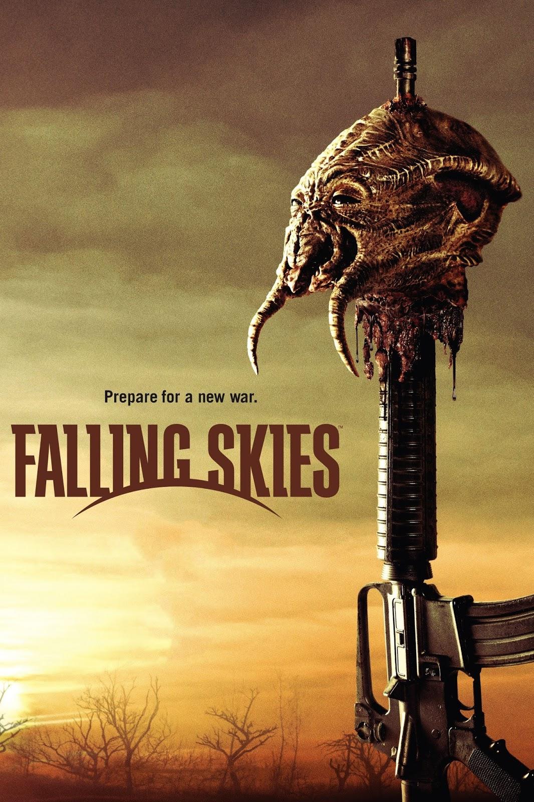 Falling Skies (2011-) ταινιες online seires xrysoi greek subs