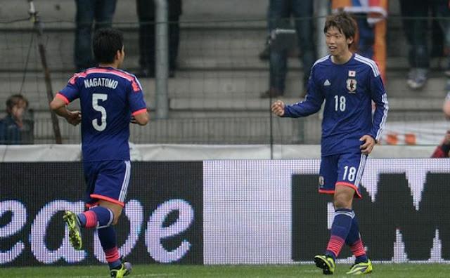 Jepang vs Haiti
