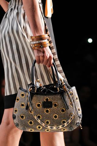 Milan Fashion Week: Fendi's Spring/Summer 2012 Bags