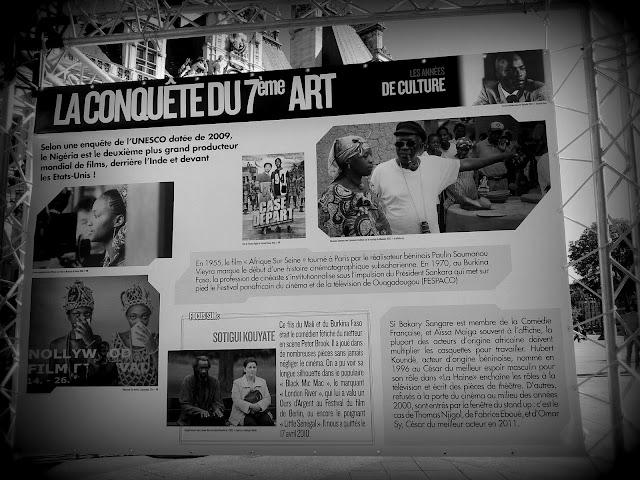 Expo Paris Journée Diaspora Africaine
