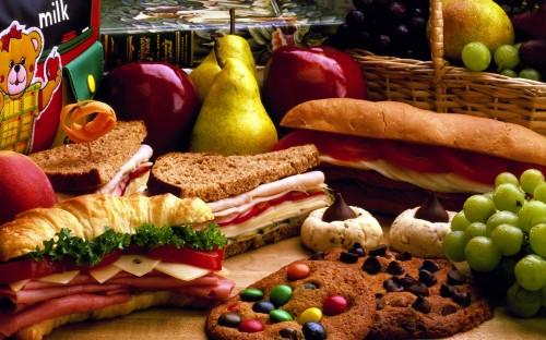 جدول السعرات اللأطعمه الغذائيه