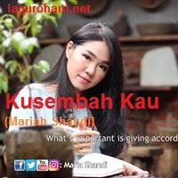 Download Lagu Rohani Kusembah Kau (Mariah Shandi)