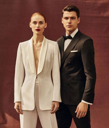 Pedro del Hierro Red Carpet Collection colección exclusiva de moda para hombre y mujer