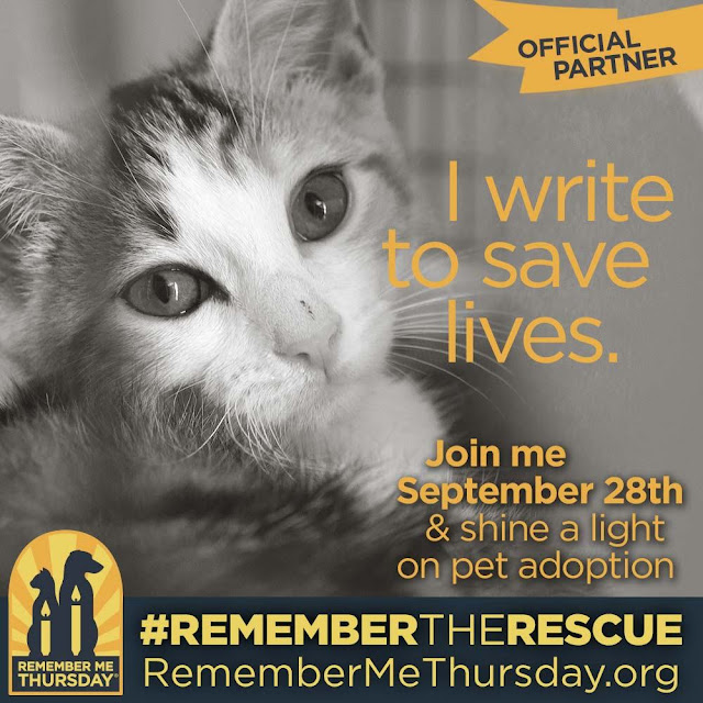 Remember Me Thursday|Helen Woodward Animal Center