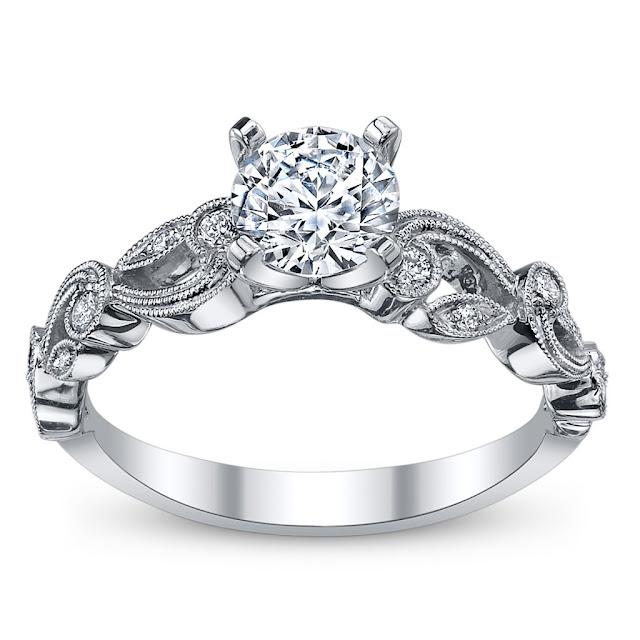 Cheap Antique Wedding Rings