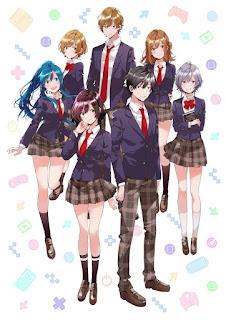 Jaku-chara Tomozaki-kun Adaptação em anime equipe e elenco