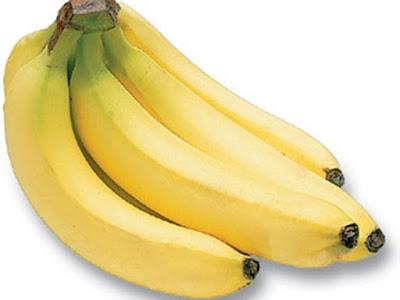 diet dengan buah pisang