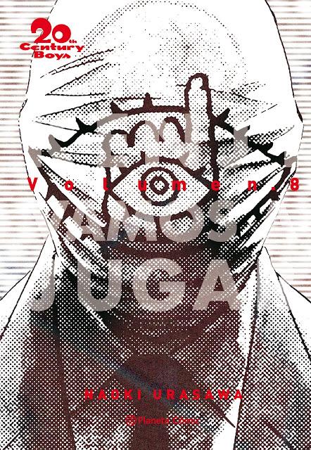 """Reseña de """"20th Century Boys"""" Kanzenban vol.8 de Naoki Urasawa - Planeta Cómic"""