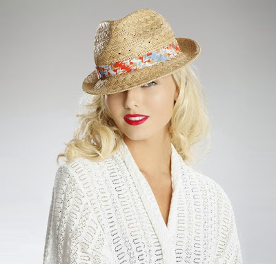 Beautiful Summer Hats collection 2014-2015 fashionwearstyle.com