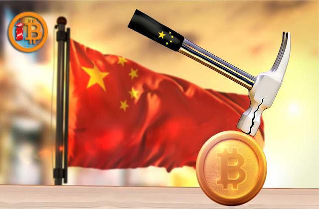 Semakin Dilarang Bitcoin Semakin Berkembang Di China