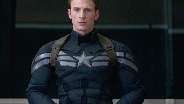 Steve Rogers Captain America Avengers Endgame