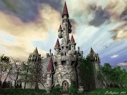 castle wallpapers castles fantasy kingdom intensifies laws caste plain meaning power