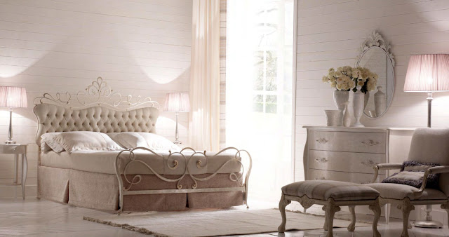 Mobila - italiana - Dormitor - Pat - Glamour - articol - 6062