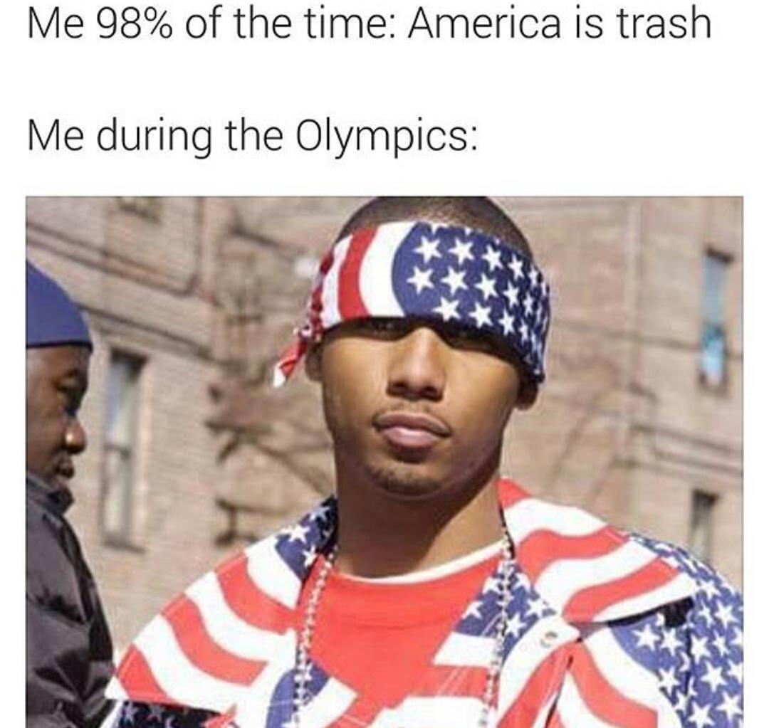 America is thrash