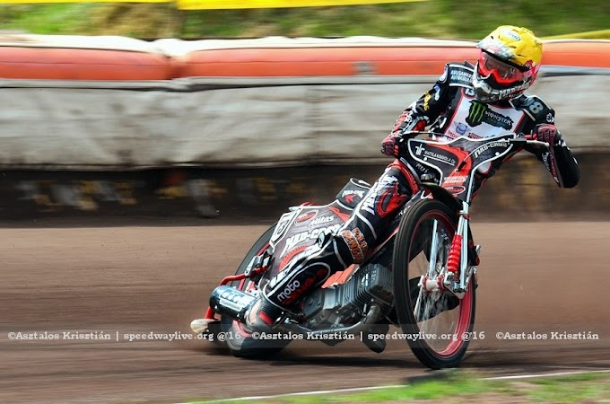 EB selejtező Terenzano - Timo Lahti bizonyult a legjobbnak.