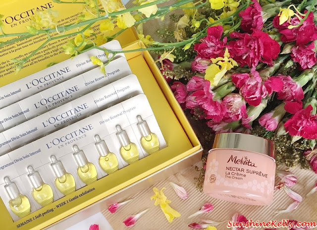 28 Day Divine Renewal Program by L'OCCITANE Experience, 28 Day Divine Renewal Program, L'OCCITANE Malaysia, l'occitane, beauty Experience, beauty review