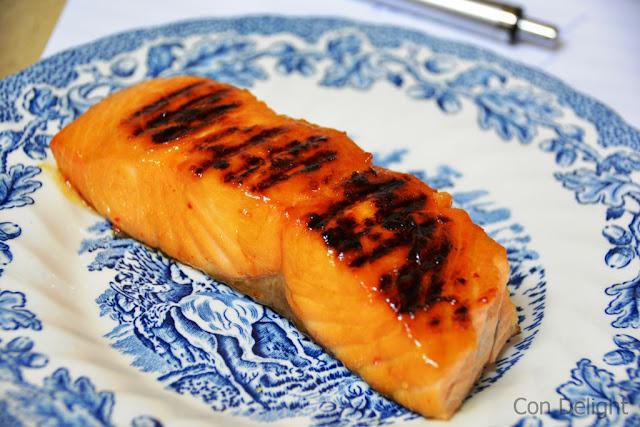 סלמון צרוב מושלם roasted salmon