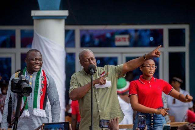 Ben Ephson advices Mahama to choose an Akan as running mate