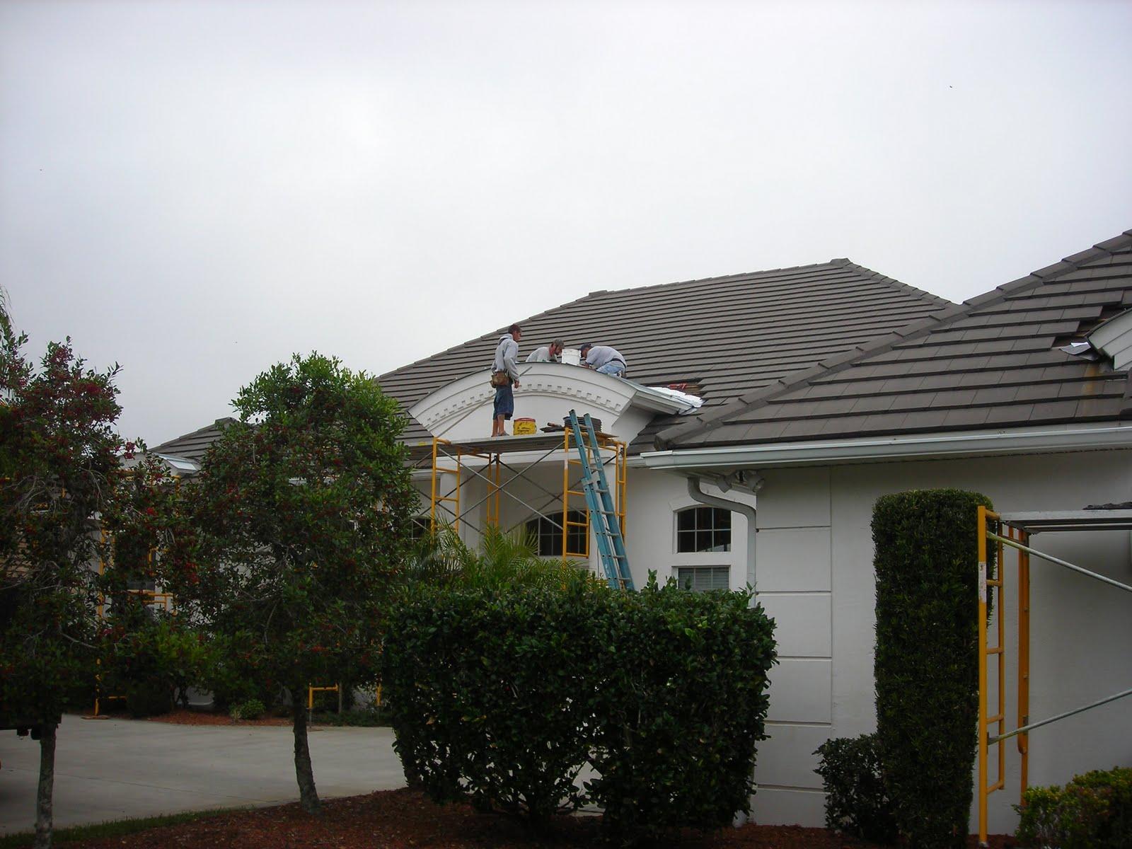 J K Behan Roofing February 2011