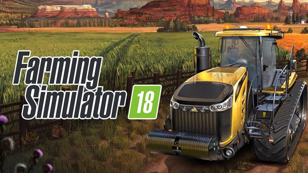 Farming Simulator 18 v1.3.0.1 Apk + Data Mod [Money]