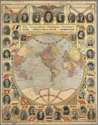 Site libera mais de 70 mil mapas antigos para download gratuito