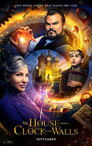 The House with a Clock in Its Walls (BRRip 720p Dual Latino / Ingles) (2018)