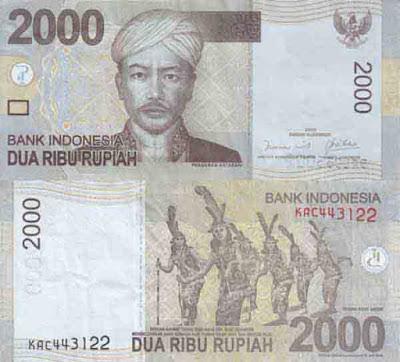 Uang 2000 Lama