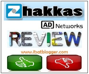 Zhakkas Ad Network Review for Publishers