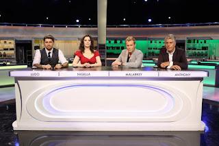 ABC The Taste Anthony Bourdain Nigella Lawson
