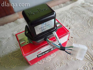 voltage regulator yang baru
