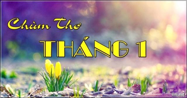 TOP Thơ Tháng 1, Thơ Tình Tháng Một & Mùa Xuân Hay Nhất