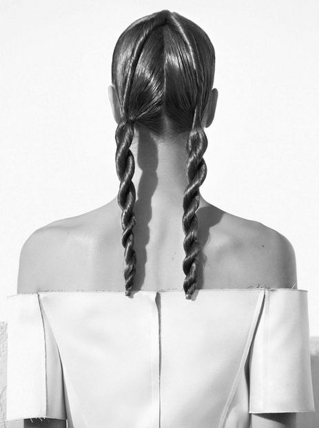 Hair Inspiration: Rope Braids