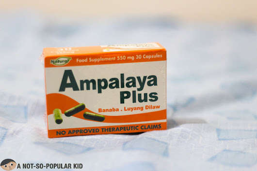 Nature's Wonder in Ampalaya Plus for a healthier you!