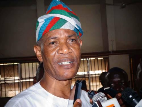 Olusola Oke, Ondo APC Governor Aspirant