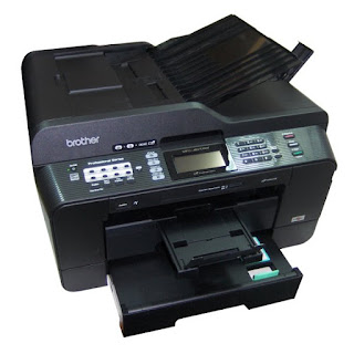 Printer Brother MFC- J625DW yang Mudah Disetup