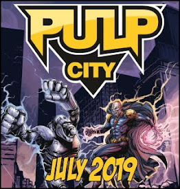 """Kitbash Games""/""Pulp Monsters"" - ""Pulp City"""