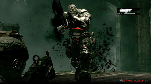 Gears of War 1 Gameplay Screenshot 4