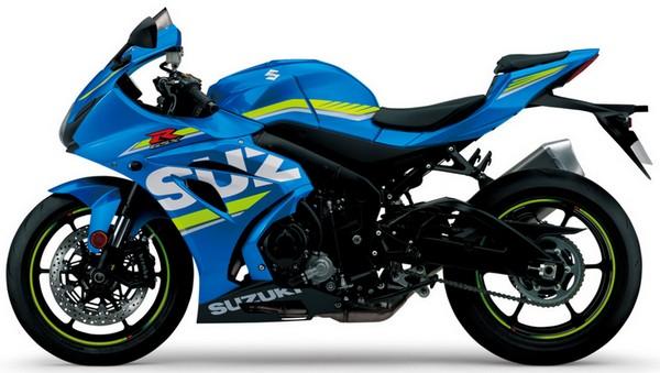 Harga Suzuki GSX-R1000