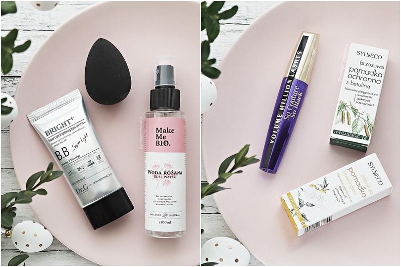 haul zakupowy kosmetyki blog marzec 2018