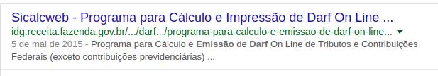Como calcular DARF