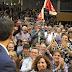 Euforia en el PSOE tras la victoria de Pedro Sánchez sobre Susana Díaz