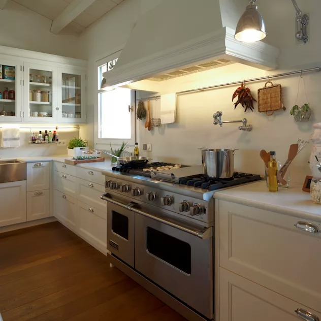 Kitchen Decorative Hoods Design Ideas 9